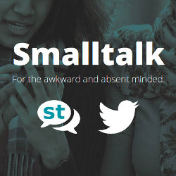 Screenshot of Smalltalk website
